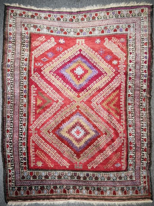 Orientteppich, wohl Kasak Bortschalu (Kazak Borchalu), Kaukasus, ca. 30...