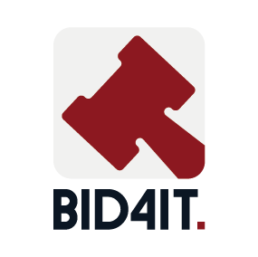 Bid4It Logo